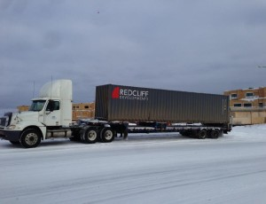 Container, 40 Foot, Redcliff, Redcliff Development