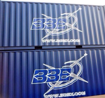 New 20 Foot Storage Container